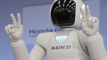 Honda's Asimo Robot: Revamped, Agile, Clever and…Cute picture