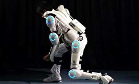 Japan Develops HAL Robot Suit for Nuclear Plant Workers picture