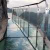 Glass Bridge of Death Offers Tourists Thrills in Chinese Mountains picture