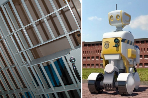 South Korean Prison to Implement Robot Guards picture
