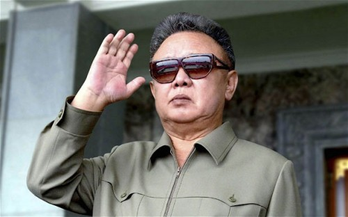 Flock of Birds, Family of Bears Mourn the Death of Kim Jong Il picture