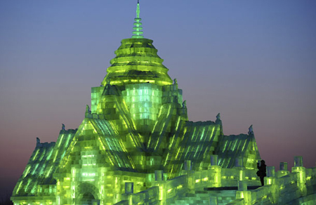 The Harbin International Ice Festival: A Splendor to Behold picture