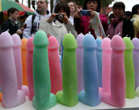Japan's Celebration of Spring: Penis and Vagina Festivals picture