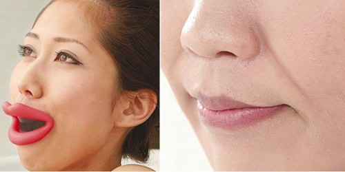 Face Slimmer Mouth Exercise Japan Mouthpiece picture