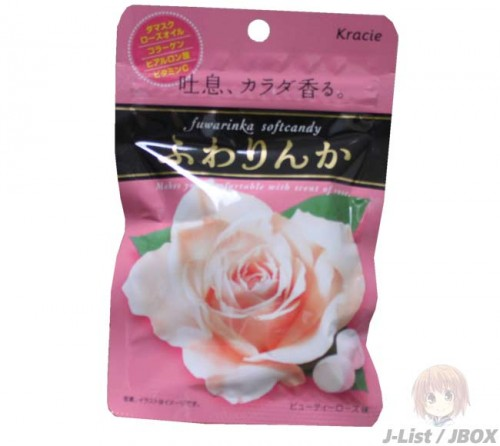 Fuwarinka Rose Essence Soft Candy  picture