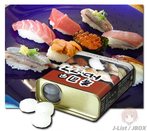 Sushi Flavored Japanese Food Drops picture