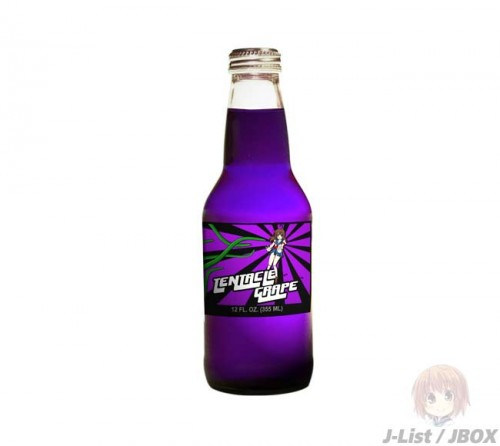 Tentacle Grape Soda picture