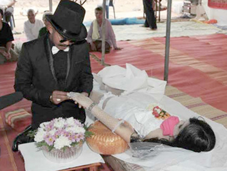 Thai Man Marries Corpse: Love Beyond Death picture