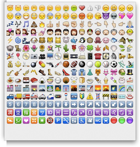 iphone icon meanings japanese emoticons in a world all their own 11939