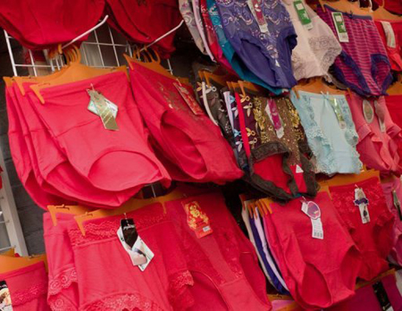 Thai Man Found with 10,000 Pairs of Women's Underwear picture