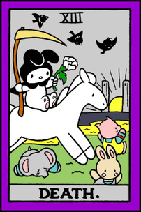 Determine Your Future with Hello Kitty Tarot Cards  picture