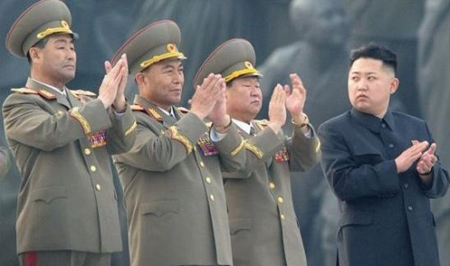 North Korea Uses Mortar Firing Squad to Execute Officer picture