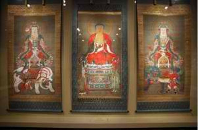 250 year old Japanese Paintings Exhibited in Washington, D.C. picture