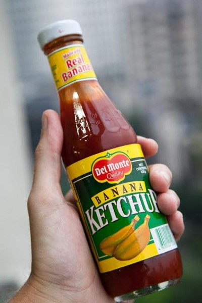 Filipinos' Most Loved Sweetener: Banana Ketchup