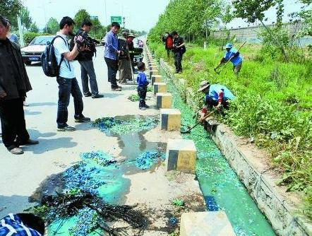 Drug Capsules Make For Toxic Art in China picture