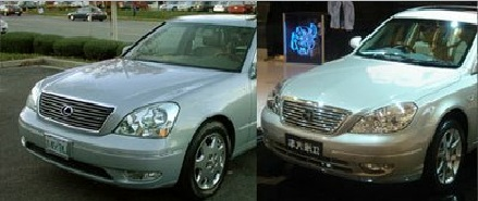 car8 Chinas Automobile Imitations Set to Cruise Control picture
