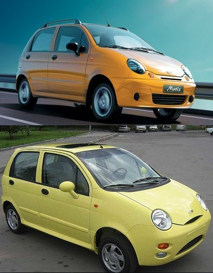 daewoo Chinas Automobile Imitations Set to Cruise Control picture