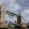 China Recreates Londons Tower Bridge picture