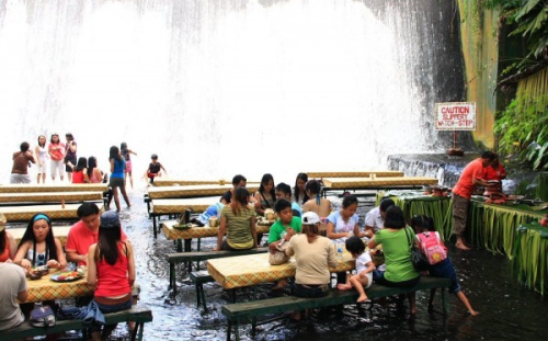 Philippine's Waterfall Restaurant Offers a Memorable Experience picture