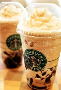 Starbucks' Coffee Jelly Frappuccino Japan's Bizzare Fast Food Products picture