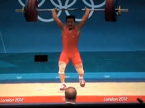 North Korean Sets New Record, Lifting Thrice His Weight in 2012 Olympics picture