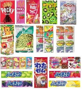 Awesome Japanese Snacks Available on Amazon picture