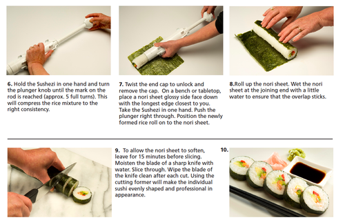 Sushezi: Making Homemade Sushi Easy picture