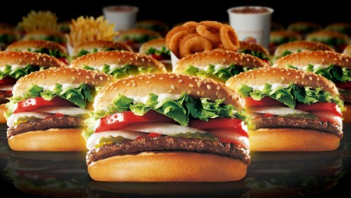 Japans Burger King Offers All You Can Eat Burgers and Fries picture