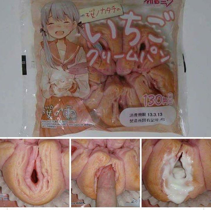Vagina bread package