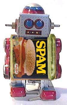 Real Life Spambot Caught on Video picture