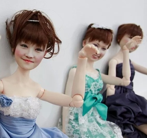Japan Creates 3D Dolls That Look Exactly Like You picture