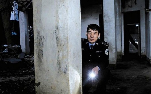 Chinese Police Use Haunted House As Training Grounds picture