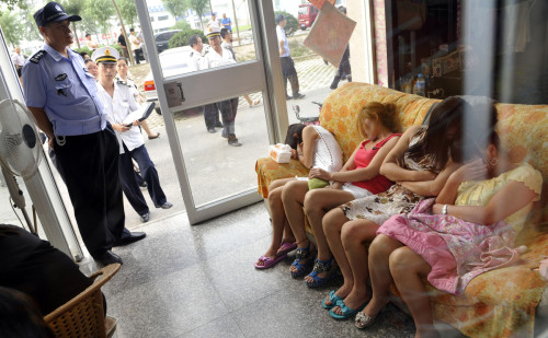 Chinas Foshan Court Legalizes Masturbation for Happy Endings picture