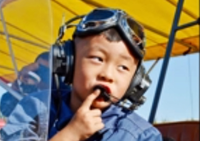 Chinese Boy Becomes Youngest Airplane Pilot Ever picture