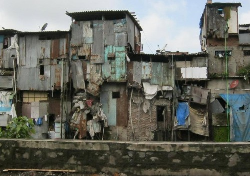 British Journalist Moves In to Slum, Rediscovers Humanity picture