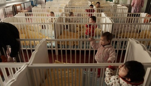 Lost and Forgotten: China Opens Shelters for Abandoned Babies picture