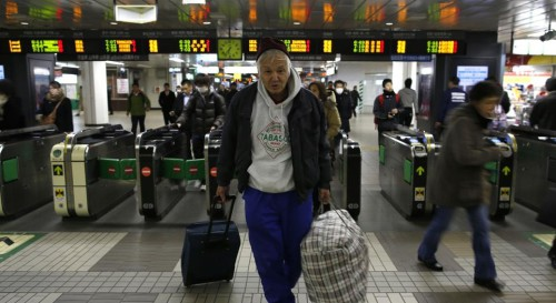 Homeless Men Recruited for Fukushima Cleanup picture
