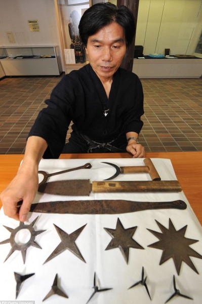 Japanese Engineer Revered As the Last Ninja on Earth picture