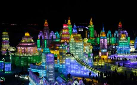 7,000 Artists Help Launch 30th Annual Harbin International Ice and Snow Festival picture