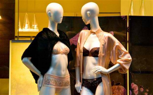 Mumbai to Ban Lingerie on Mannequins  picture