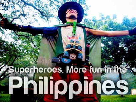Philippines University Has Its Own Zorro picture