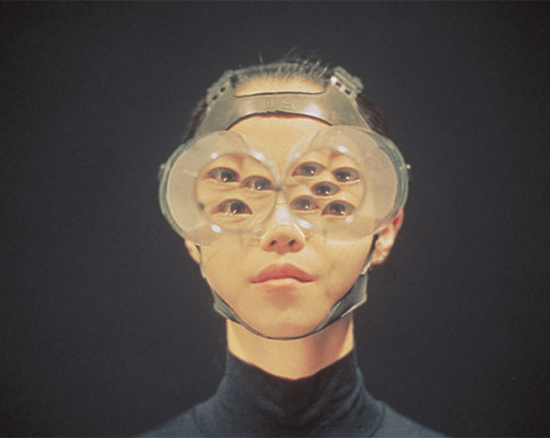 Optical Helmets Provide a Futuristic Feel picture