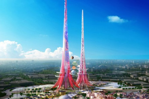Tallest Building Might Save the World picture