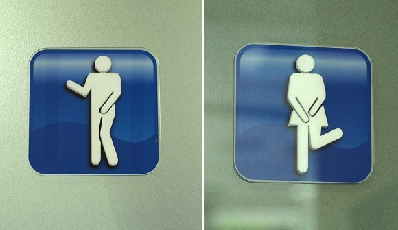 Bathroom Signs Japan japanese netizens share restroom signs from around the world