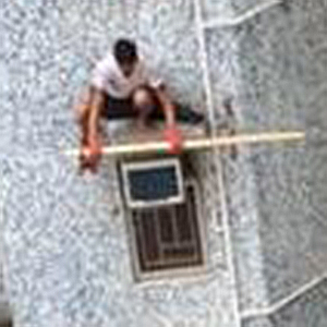 Chinese Air Conditioner Repair — Daredevil Style
