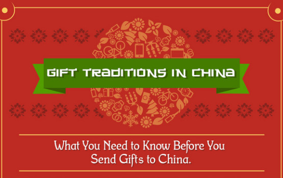 China's Gift Traditions, Visualized