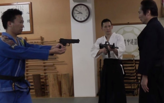 How to Die at Gunpoint in Japan