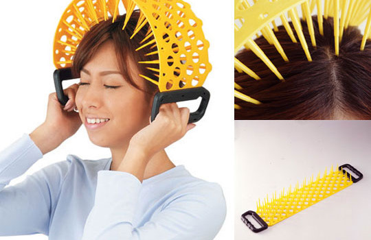 Head Massager; The Japan Edition!