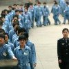 Women in a Chinese prison