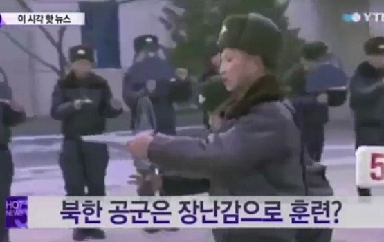 North Korea Uses Paper Airplanes To Plan Attack